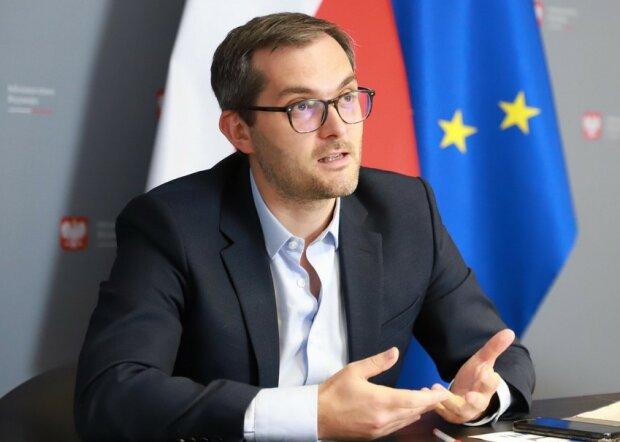 Marek Niedużak/screen Twitter @MinRozwoju