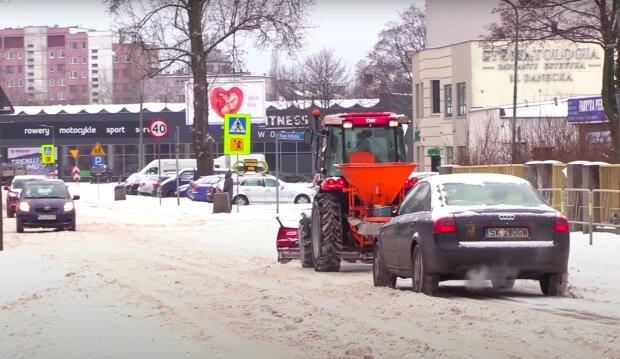Czy czeka nas atak zimy? / YouTube:  SILESIA FLESZ TVS