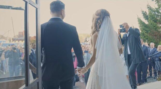 Daniel Martyniuk i Ewelina. Źródło: Youtube framebyframe