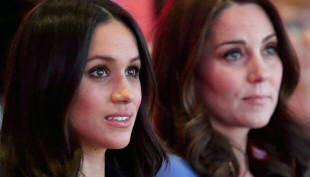 Księżna Kate, Meghan Markle/Youtube @The List