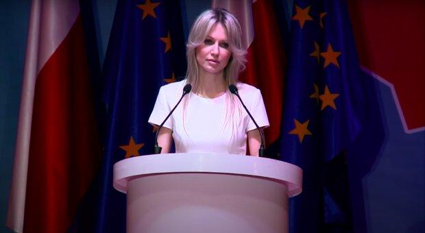 Magdalena Ogórek / YouTube:  Magdalena Ogórek