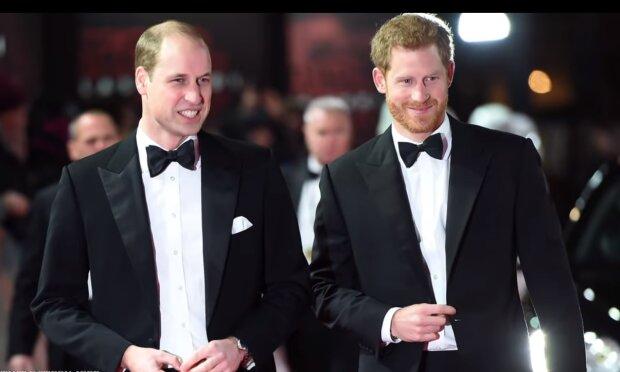 Książę William i książę Harry/YouTube @Dla Ciekawskich
