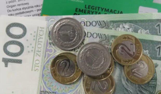 Emeryci pieniądze/ YouTube @Telewizja Narew