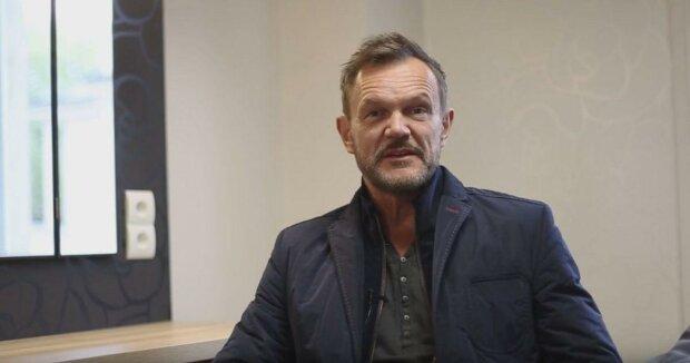 Cezary Pazura szczerze o karierze aktora, screen Google