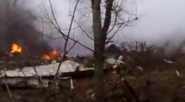 Miejsce katastrofy smoleńskiej/YouTube @Nowa Trybuna Opolska/NTOPL