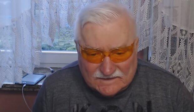 Lech Wałęsa/ YouTube @Na Temat