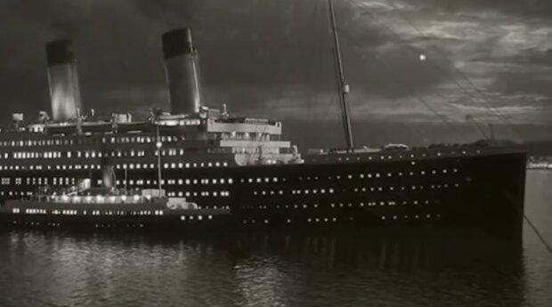 Titanic / screen yt