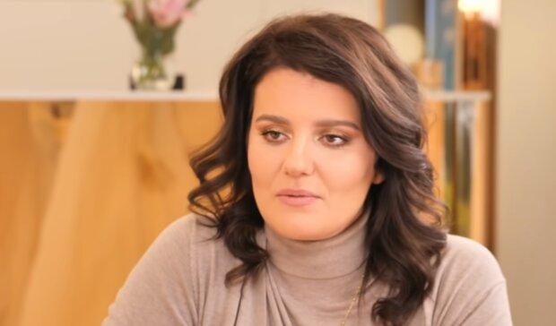 Zofia Zborowska/ YouTube @Izabela Janachowska