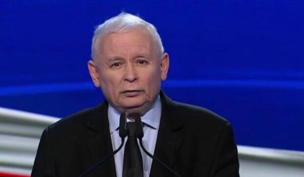 Jarosław Kaczyński/YouTube @TVP Info