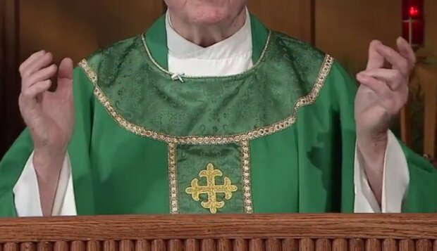 Duchowny/Youtube @Daily TV Mass