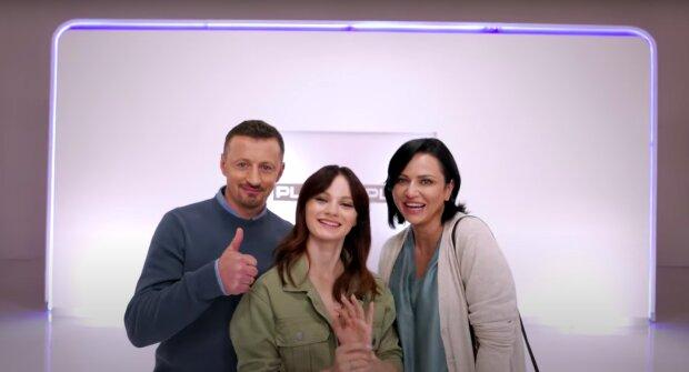Adam, Izabela i Karolina Małysz / YouTube:  Play
