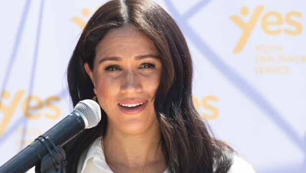 Meghan Markle/YouTube @The Hollywood Reporter