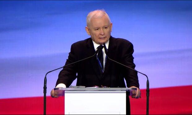 Jarosław Kaczyński/ YouTube @Prawo i Sprawiedliwość