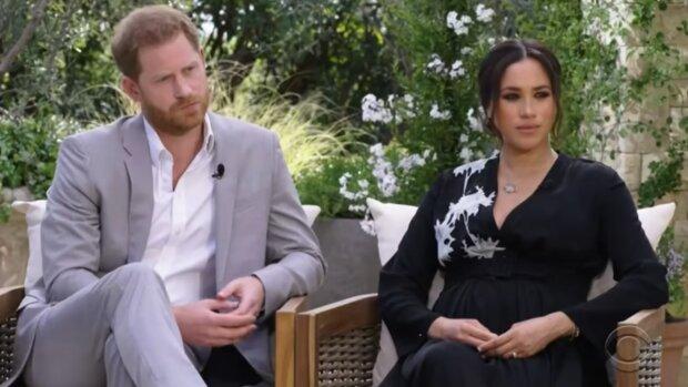 Meghan Markle i książę Harry/ YouTube @The Royal Family Channel