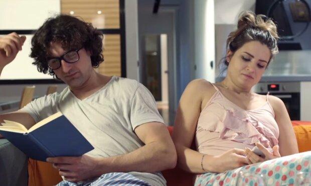 Kobieta i mężczyzna/YouTube @Wiem