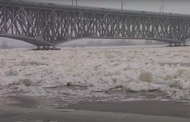 W wielu miejscach może dojśćdo powodzi! / YouTube:  polsatnews.pl