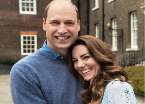 Kate i William fot. Instagram