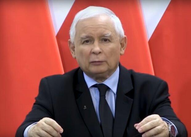 Jarosław Kaczyński / YouTube: gazeta.pl
