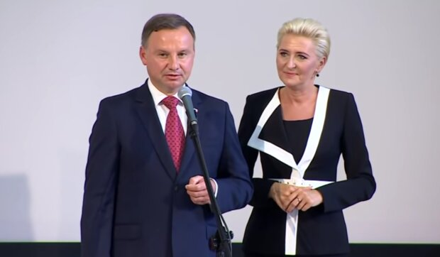 Para prezydencka/YouTube @ Polsat News