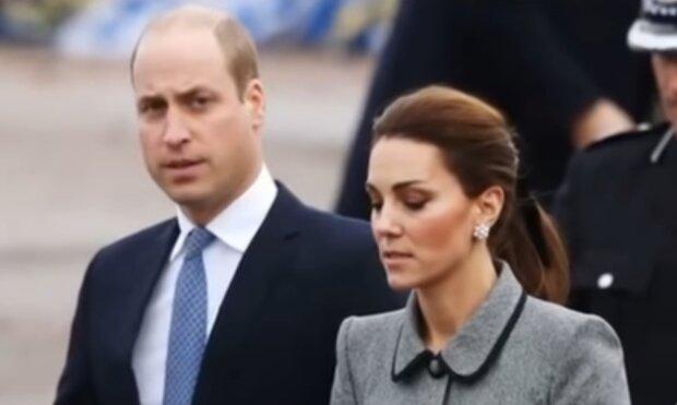 Książę William i księżna Kate/YouTube @Kocham Polskę