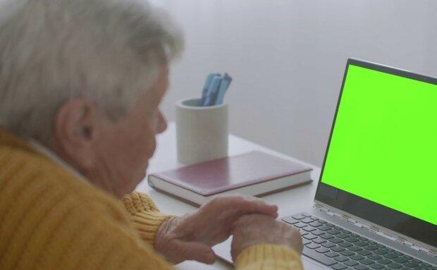 Seniorka/Youtube @Green Screen chroma key
