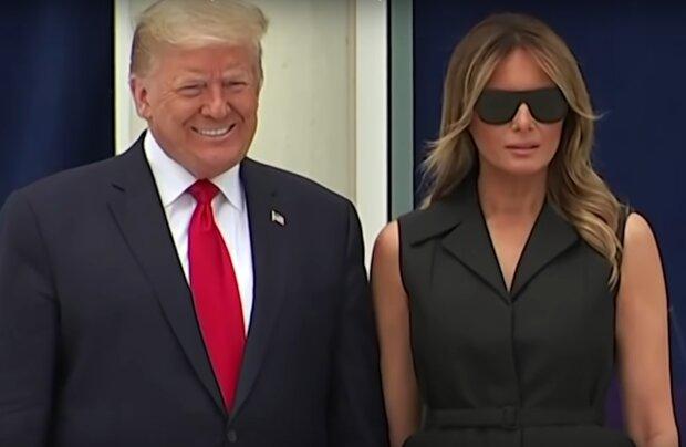 Donald i Melania Trump / YouTube: The List