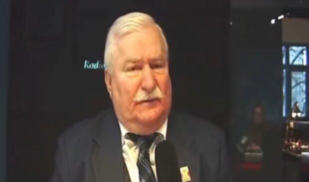 Lech Wałęsa/ YouTube @ WMProductions2010