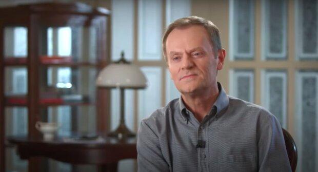 Donald Tusk / YouTube: Charles Michel