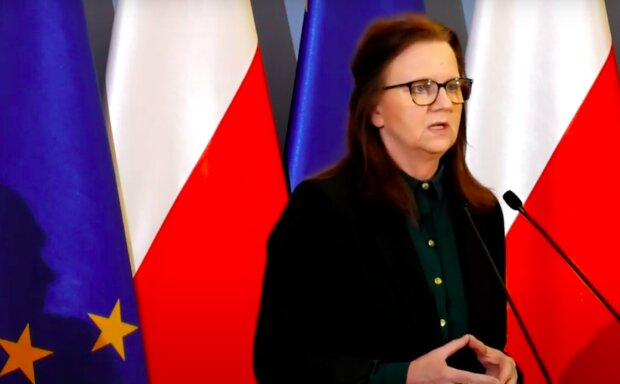Prezes ZUS - Gertruda Uścińska / YouTube:   MTV 24