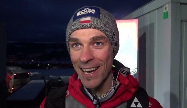 Piotr Żyła/Youtube @Skijumping