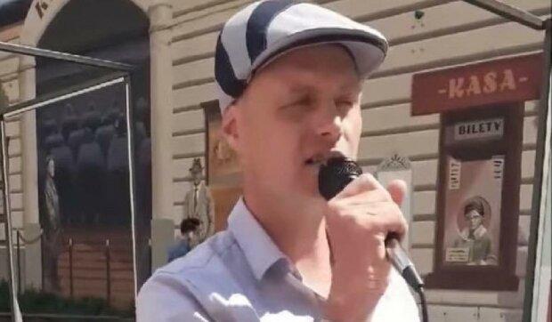 Krzysztof Junior skomentował zachowanie Andrzeja Kosmali. Nie zabrakło ostrych słów