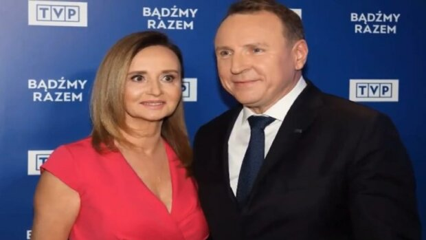 Jacek i Joanna Kurscy