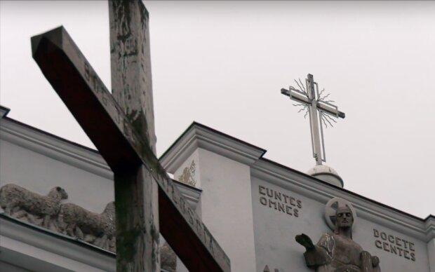 Niecodzienna sytuacja w jednej z parafii! / YouTube:  STANSAT