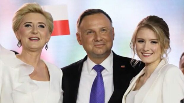 Agata Duda, Andrzej Duda, Kinga Duda