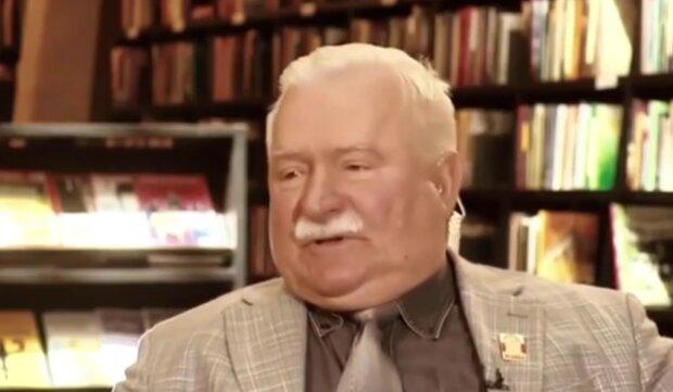 Lech Wałęsa/YouTube @Wypowiedzi