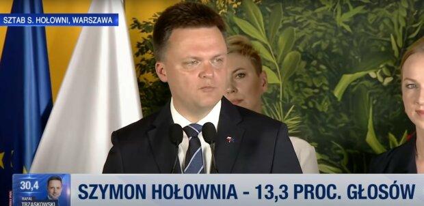 Szymon Hołownia/Youtube