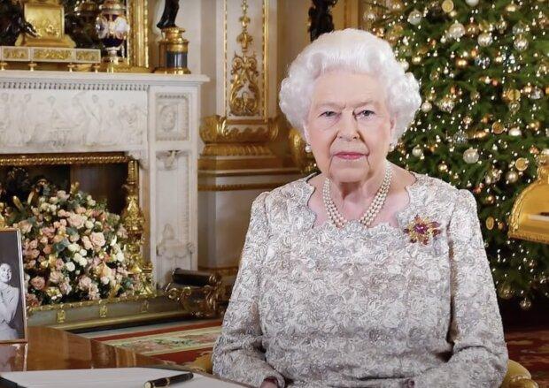 Królowa Elżbieta II / screen yt