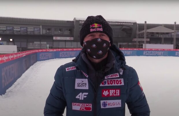 Adam Małysz / YouTube:  SkaczemyPL