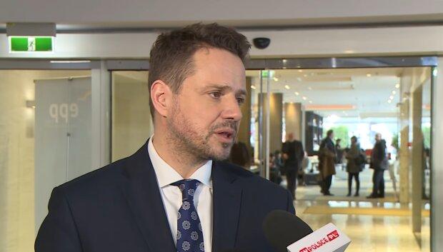 Rafał Trzaskowski/ YouTube @Telewizja w Polsce