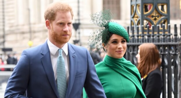 Książę Harry i Meghan Markle/YouTube @Entertainment Tonight