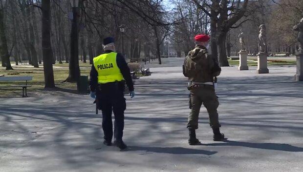 Lockdown i godzina policyjna/ YouTube @Onet
