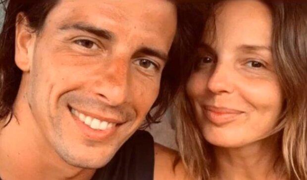 Agnieszka Włodarczyk i Robert Karaś/ YouTube @Wiadomości o celebrytach