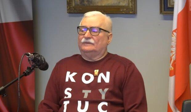 Lech Wałęsa/YouTube @Podcast Tygodnika Agora