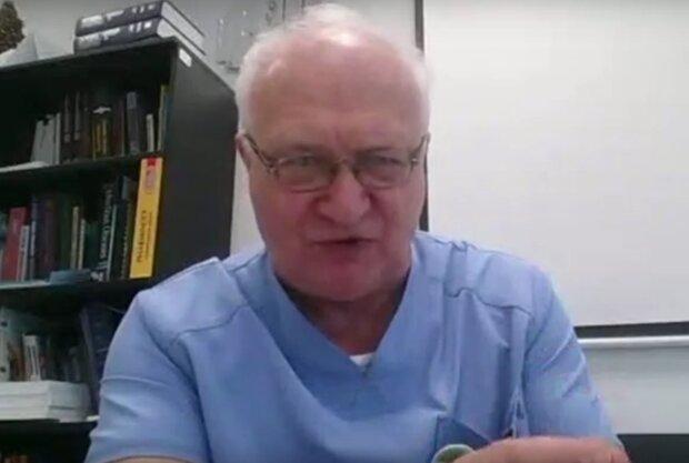 Profesor Krzysztof Simon / YouTube: MedExpress TV