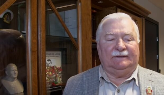 Lech Wałęsa/ YouTube @Wyborcza